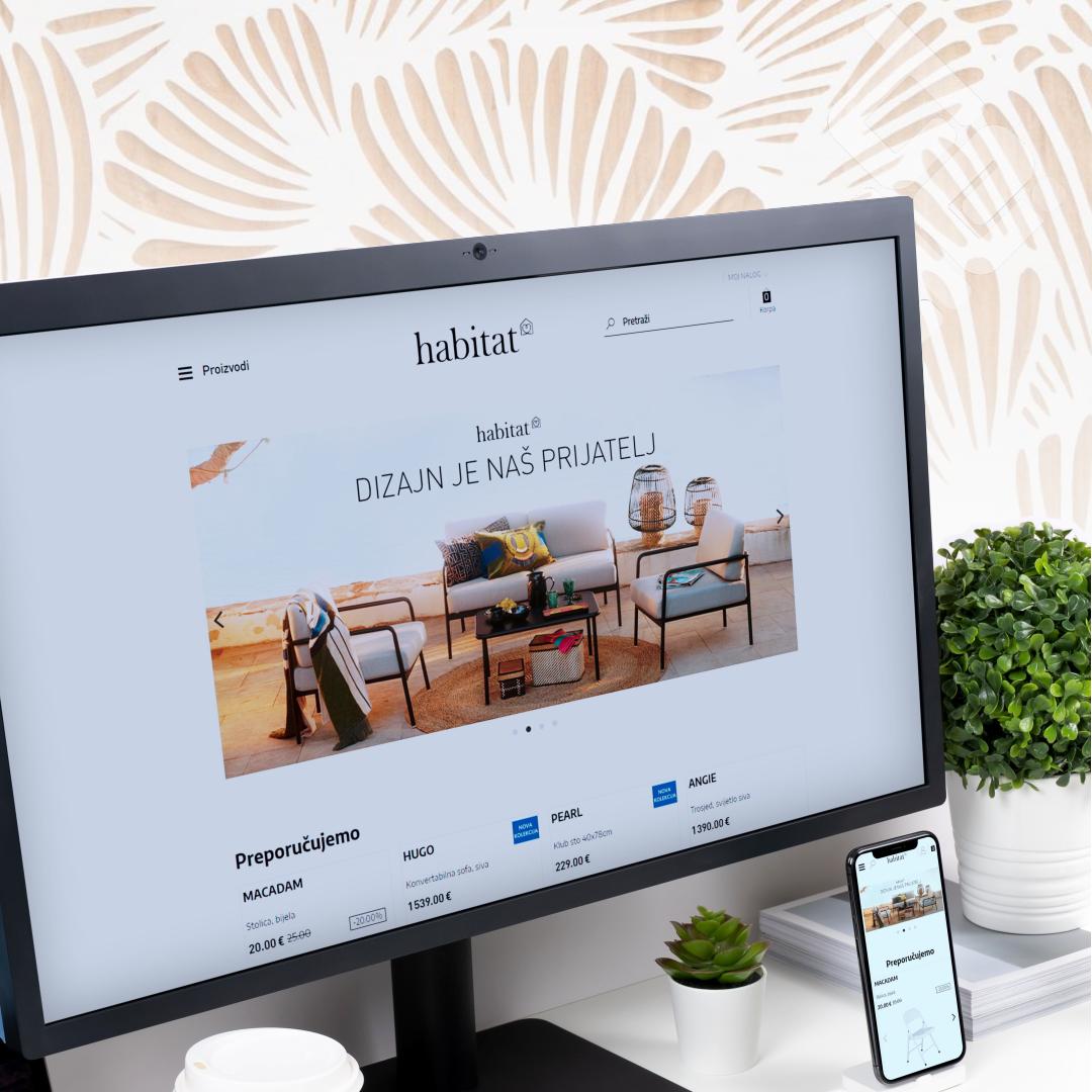 Dizajn je naš prijatelj - habitat.co.me