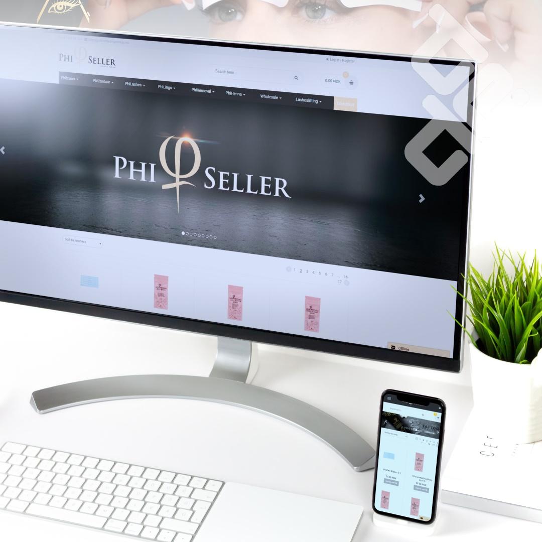 Phibrows oficijelni shop i distributer u Norveškoj - tatjana.phiseller.com